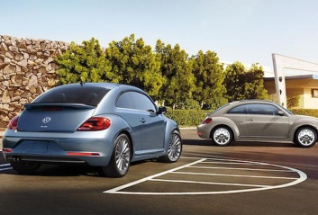 VW Beetle Final Edition 2019