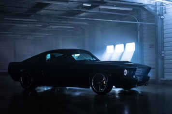 Ford Mustang Sixties by Charge Automotive
