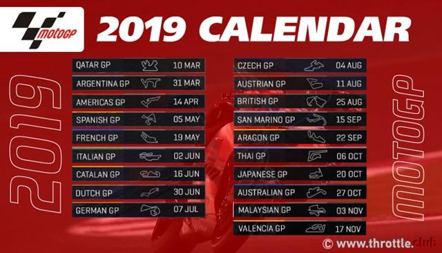 motogp-schedule-2019