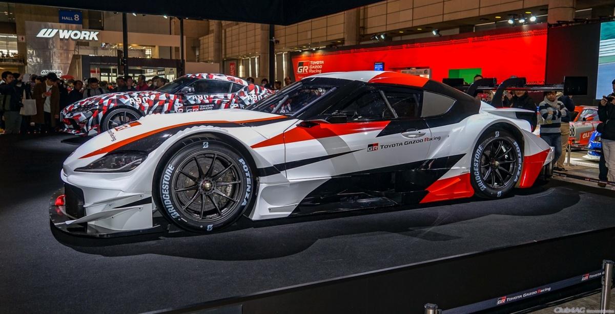 Super GT - Toyota Supra em 2020