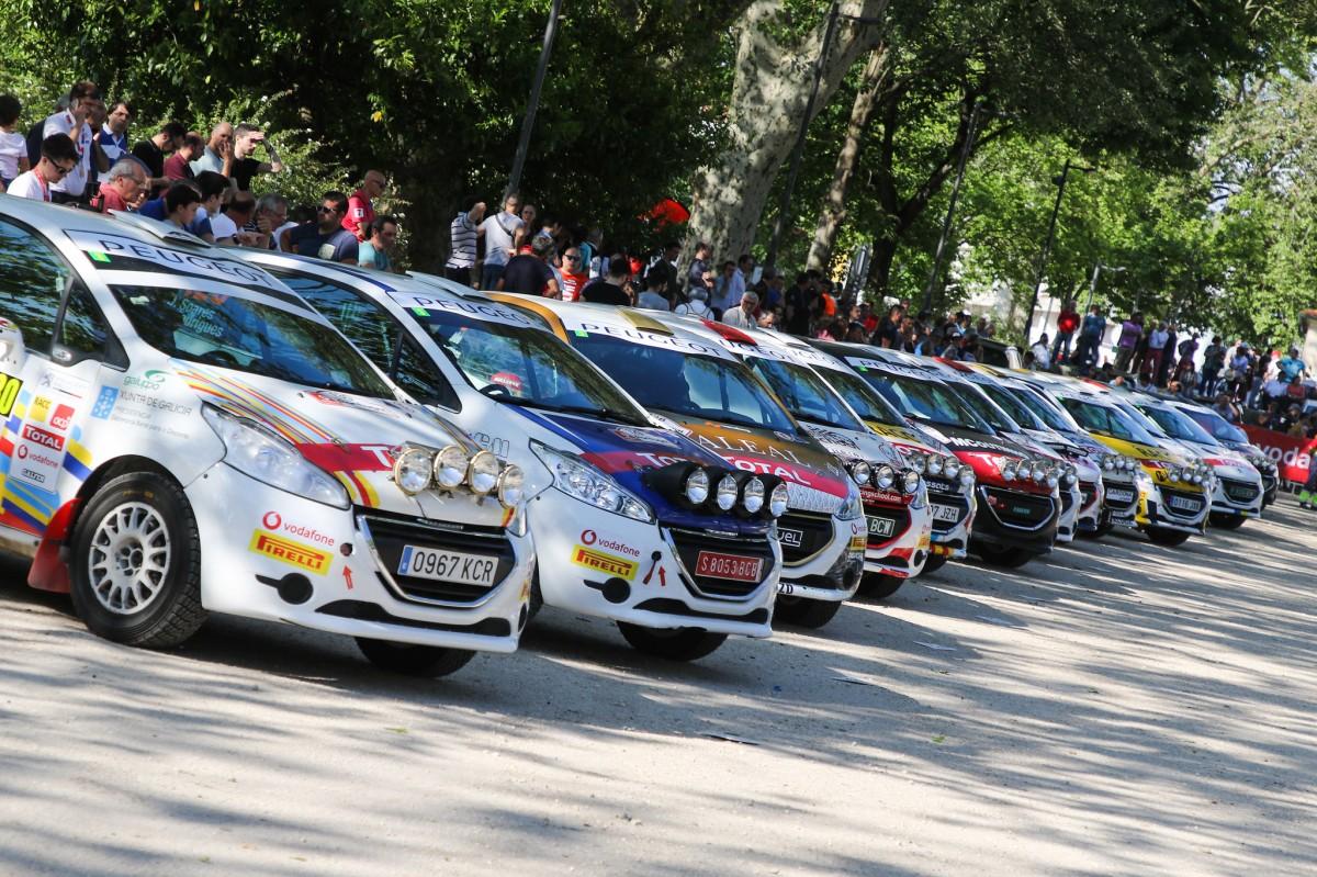 Peugeot 208 Rally Cup Ibérica - Novidades para 2019