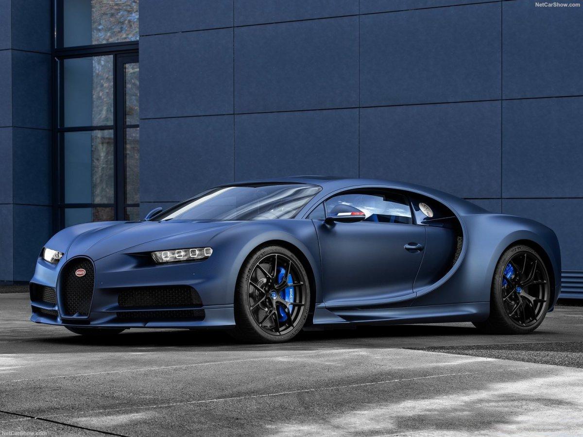 """Estrada - A Bugatti num """"Vive la France"""""""