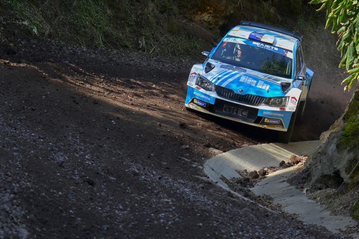 CPR - Ricardo Moura vence Azores Rallye