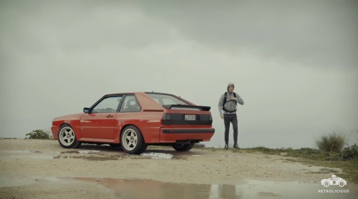 Estrada - O Sport Quattro de Andre Lotterer