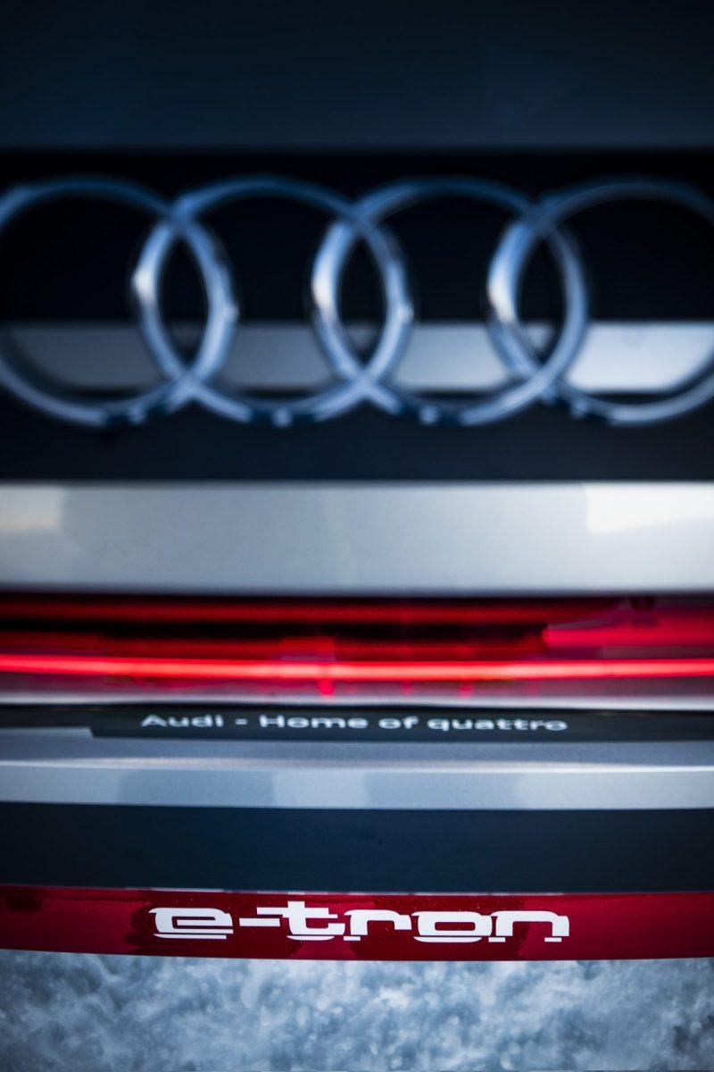 Audi obrigada a cortar na produção dos e-tron