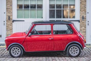 Swindon E Classic Mini