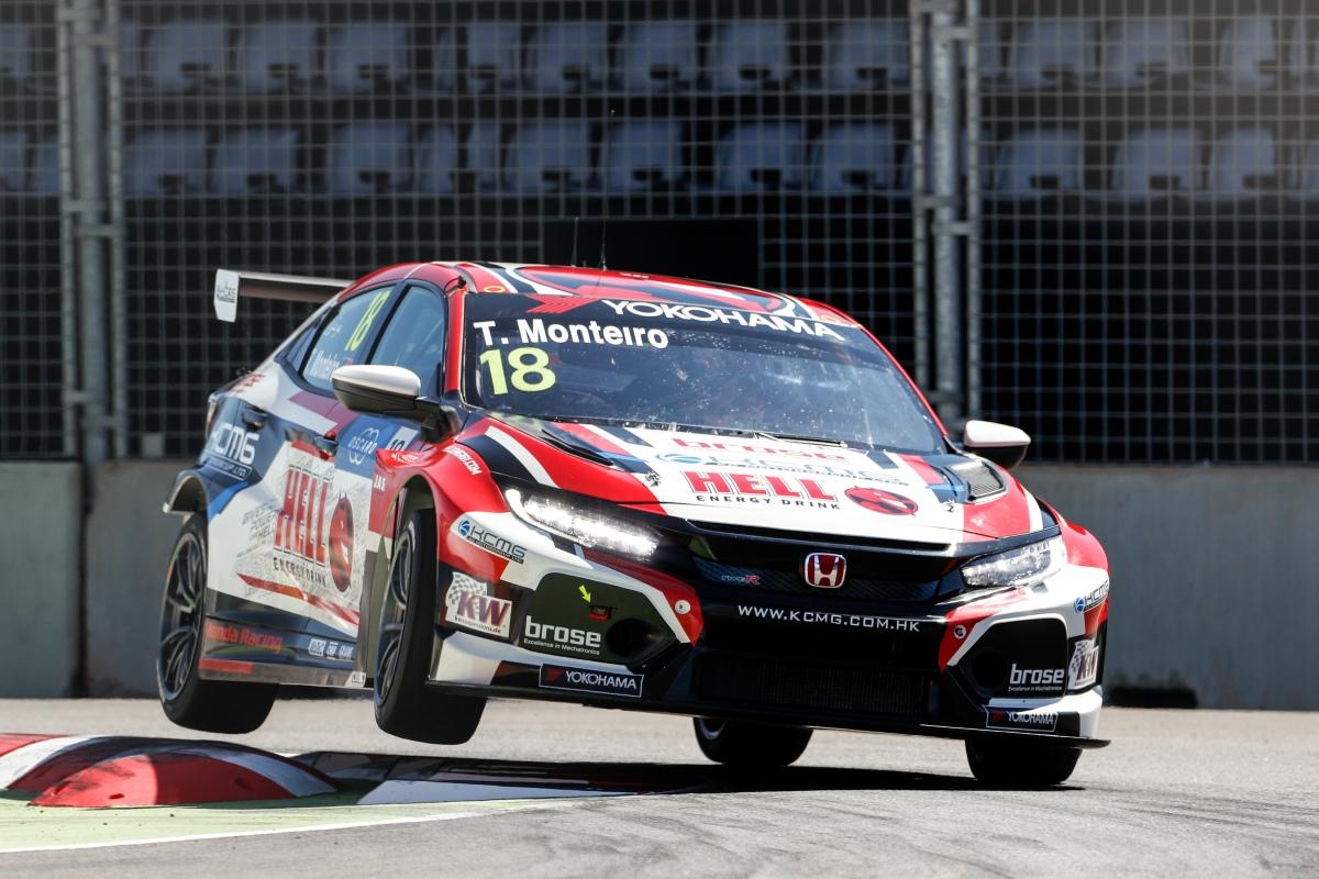 """Tiago Monteiro: """"todas as corridas tratam-se de uma final"""""""