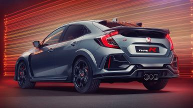 Honda Civic Type-R Sport Line 2020
